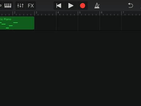 iPhoneアプリ「GarageBand」便利機能「クオンタイズ」♪