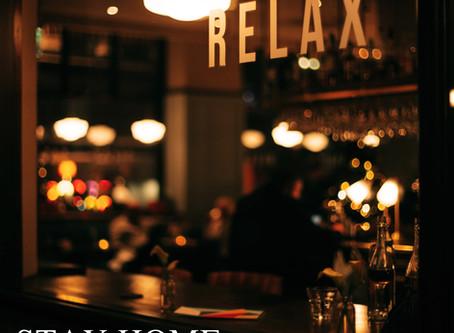 「STAY HOME -家でお酒を楽しむ大人のBar Music-」がリリース!