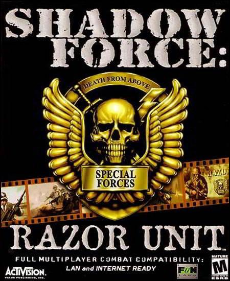Shadow Force: Razor Unit (PC)