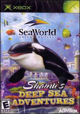 SeaWorld: Shamu's Deep Sea Adventures (PS2 Xbox NintendoGameCube)