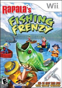 Rapala Fishing Frenzy 2009 (Wii Ps3 Xbox360)