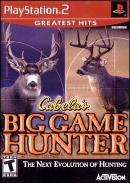 Cabela's Big Game Hunter (PS2)
