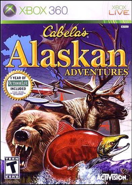Cabela's Alaskan Adventure (PC PS2 Xbox360)