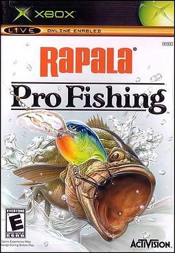 Rapala Pro Fishing (PC PS2 Xbox)