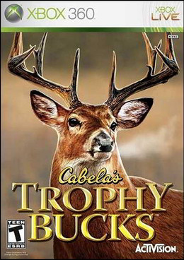 Cabela's Trophy Bucks (PS2 Xbox360)