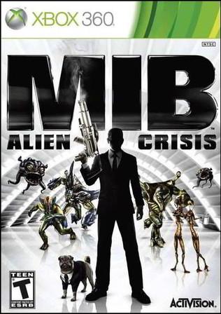 MEN IN BLACK: Alien Crisis (Wii PS3 Xbox360)