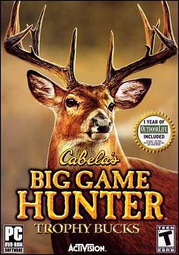 Cabela's Big Game Hunter: Trophy Bucks (PC)