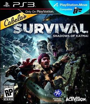 Cabela's Survival Adventure: Shadows of Katmai (Wii PS3 Xbox360)