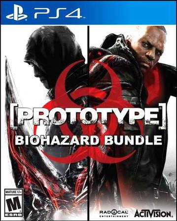Prototype Biohazard Bundle (PS4 XboxOne)