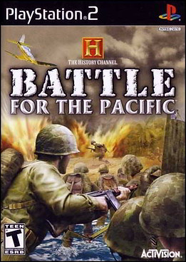 HISTORY CHANNEL: Battle for the Pacific (Wii PS2)