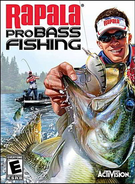 Rapala Pro Bass Fishing (Wii PS2 PS3 Xbox360 PSP)