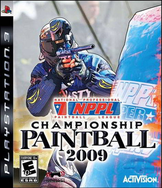 Championship Paintball 2009 (Wii PS2PS3 Xbox360)