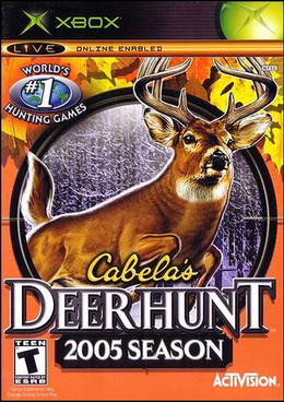 Cabela's Deer Hunt 2005 Season (PC PS2 Xbox)