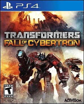 Transformers: Fall Of Cybertron (PS4 XboxOne)