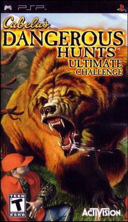 Cabela's Dangerous Hunts: Ultimate Challenge (PSP)