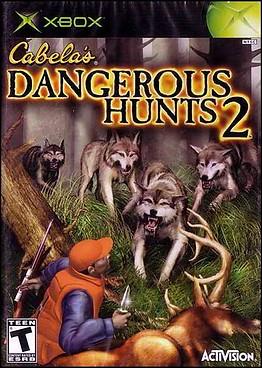 Cabela's Dangerous Hunts 2 (PC PS2 Xbox NintendoGameCube)