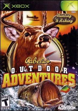 Cabela's Outdoor Adventures (PS2 Xbox NintendoGameCube)