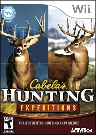 Cabela's Hunting Expeditions (Wii PS3 Xbox360 Steam)