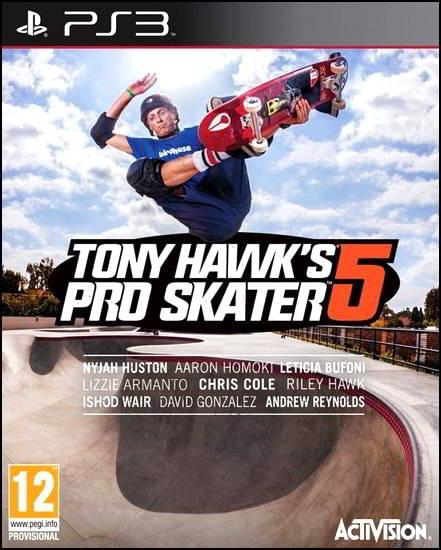 Tony Hawk's Pro Skater 5 (PS3 Xbox360)