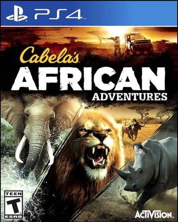 Cabela's African Adventesur (PS4 XboxOne)