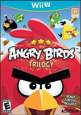 Angry Birds Trilogy (Wii WiiU)