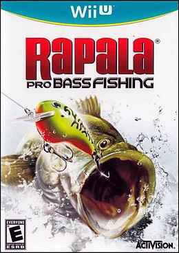 Rapala Pro Bass Fishing (WiiU)