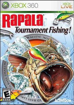 Rapala Tournament Fishing (Xbox360 Wii)