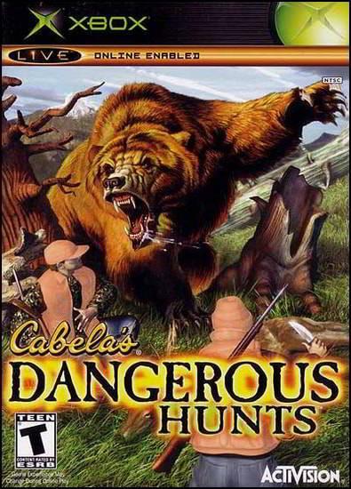 Cabela's Dangerous Hunts  (PC PS2 Xbox)