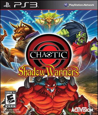 CHAOTIC: Shadow Warriors (Wii PS3 Xbox360)