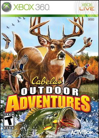 Cabela's Outdoor Adventures (PC Wii PS2 PS3 Xbox360)