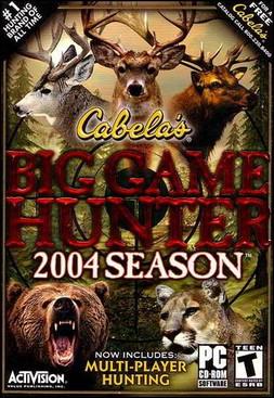 Cabela's Big Game Hunter 2004 Season (PC)