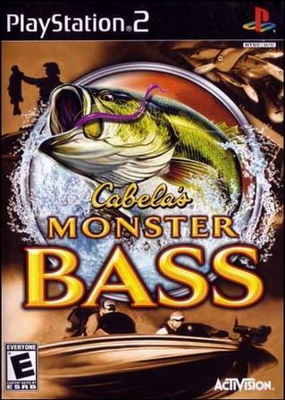Cabela's Monster Bass (PS2)