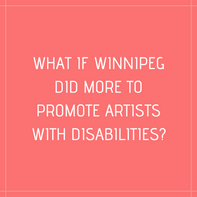 What if Winnipeg promoted more women art