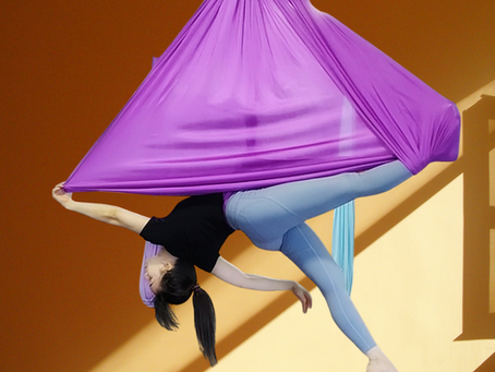 Who Can Do Aerial Yoga?