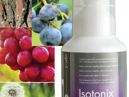 "ISOTONIX OPC-3 - 推荐 ""细胞保护神"