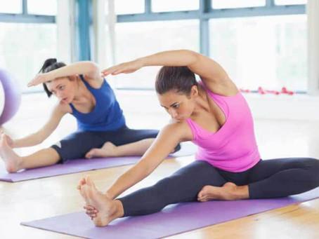 普拉提和瑜伽的共同点和各自的特点 YOGA or PILATES?