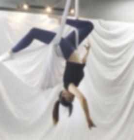 空中瑜伽 Aerial Yoga