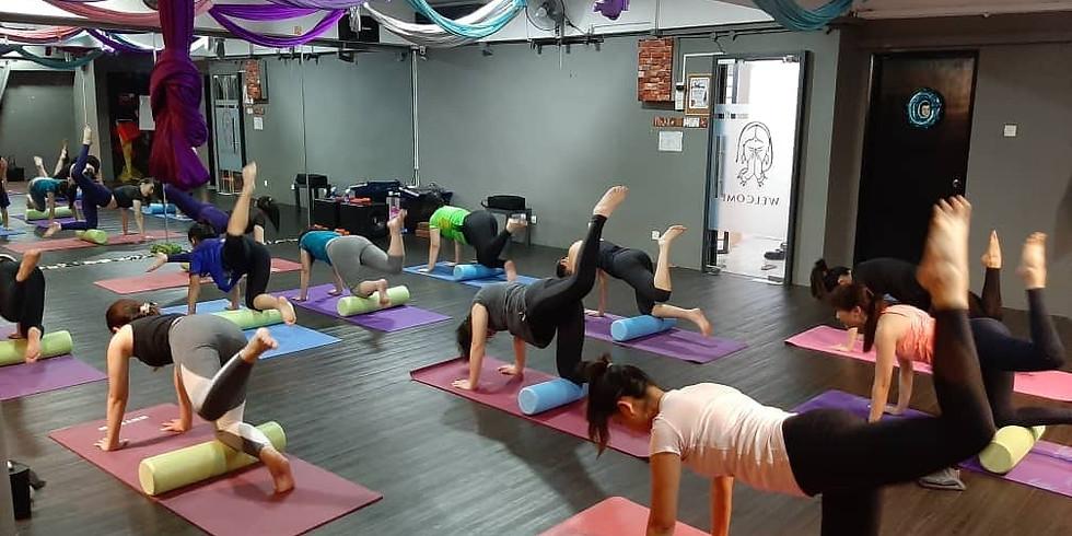 75Min Yogalates Workshop in Shah Alam
