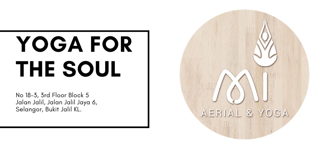MI Aerial&Yoga Studio is a unique Kuala