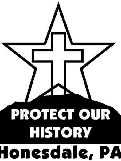 Protect Our History Vinyl Sticker