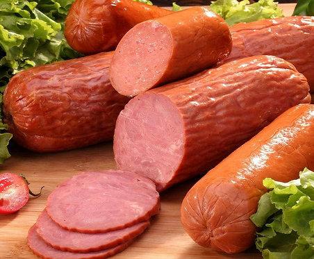 Halal Beef Sausage - Vetchina