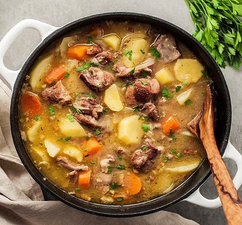 Halal Lamb Soup / Шура из баранины (400g)