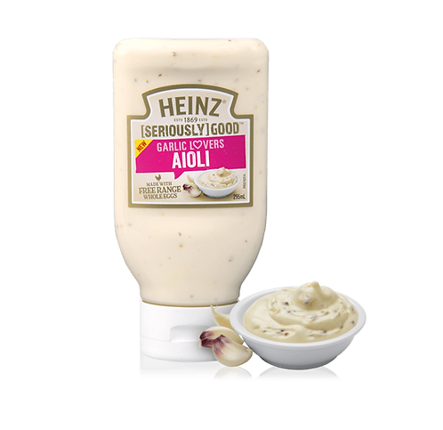 Heinz Mayonnaise (500ml)