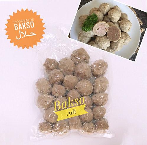 Halal Beef Meat Ball/Bakso Sapi (500g - 2600won/100g)