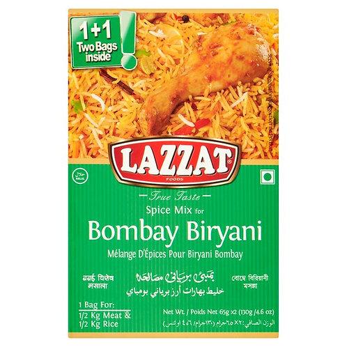 Lazzat -Bombay Biryani