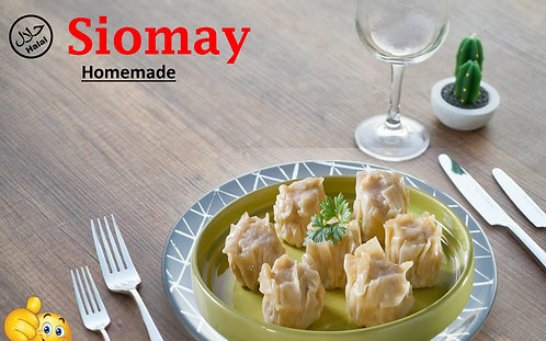 Halal Siomay (Indonesian Dumpling with Peanut Sauce)