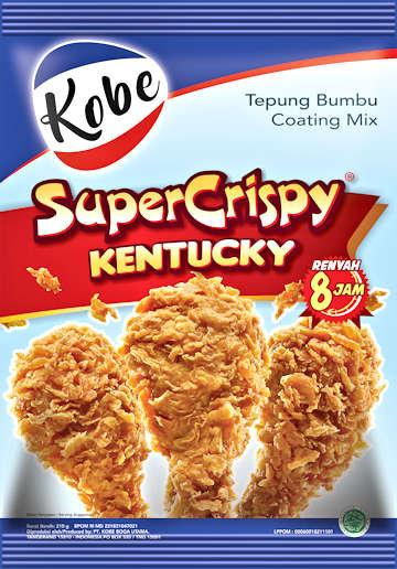 Super Crispy Kentucky (Batter for Fried Chicken)