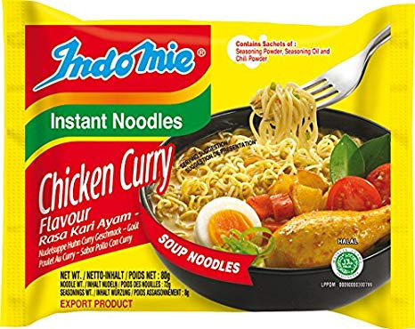 Indomie - Chicken Curry (1ea)