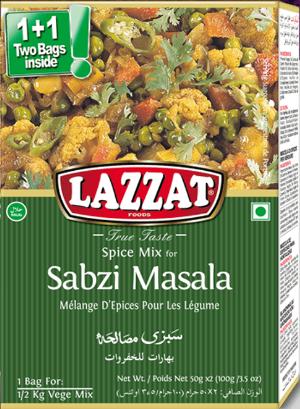 Lazzat - Sabzi Masala