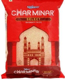 Kohinoor Charminar Select Basmati Rice - 5kg